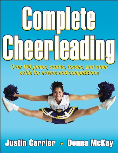 Complete Cheerleading By Justin Carrier