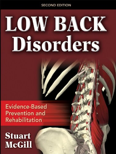 Low Back Disorders By Stuart McGill