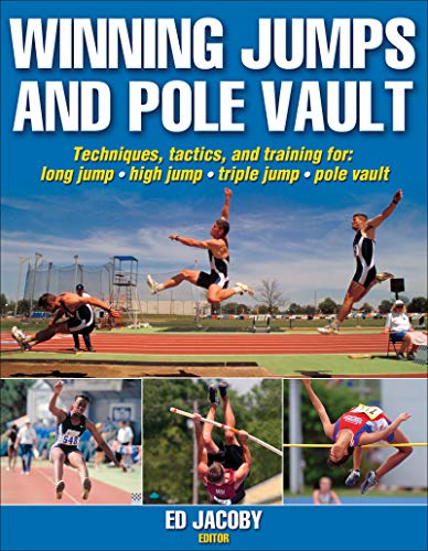 Winning Jumps and Pole Vault by Edward Jacoby