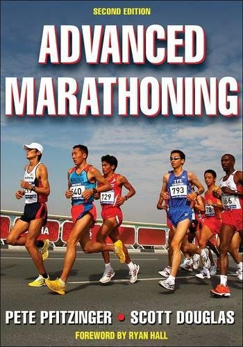 Advanced Marathoning By Pete Pfitzinger
