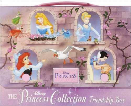 Princess Collection (Disney Princess) By Illustrated by Random House Disney