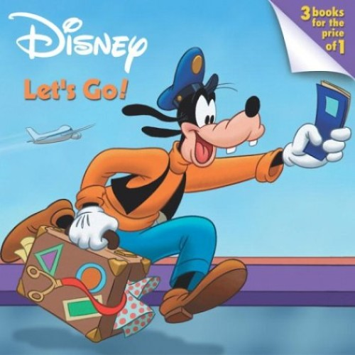Let's Go By Random House Disney