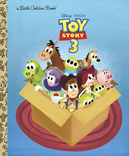 Toy Story 3 (Disney/Pixar Toy Story 3) By Annie Auerbach