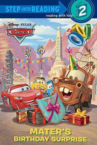 Mater's Birthday Surprise (Disney/Pixar Cars) By Melissa Lagonegro