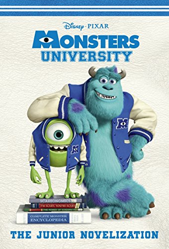 Monsters University: The Junior Novelization By Random House Disney