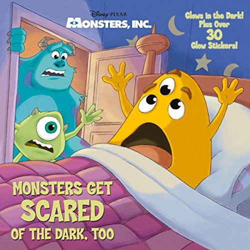Monsters Get Scared of the Dark, Too By Melissa Lagonegro