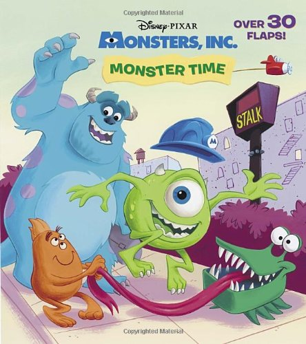 Monster Time By Andrea Posner-Sanchez