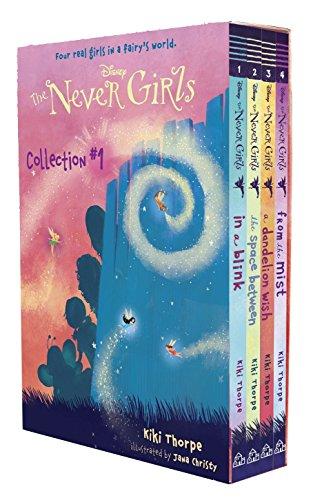 The Never Girls Collection #1 (Disney: The Never Girls) von Kiki Thorpe