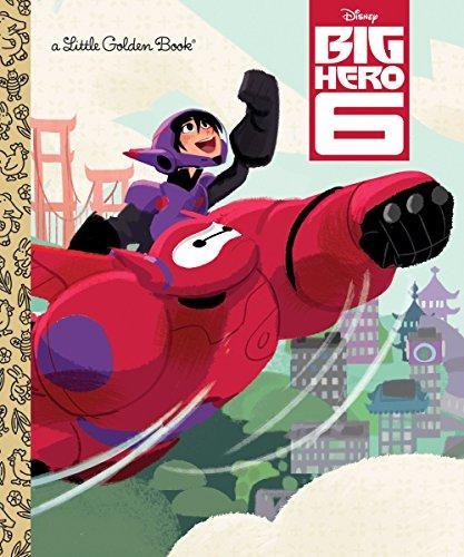 Big Hero 6 (Disney Big Hero 6) By Random House Disney
