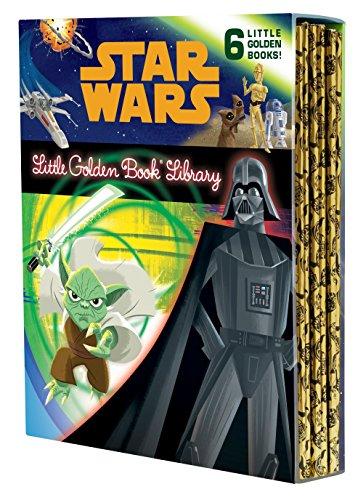 The Star Wars Little Golden Book Library (Star Wars) von Various