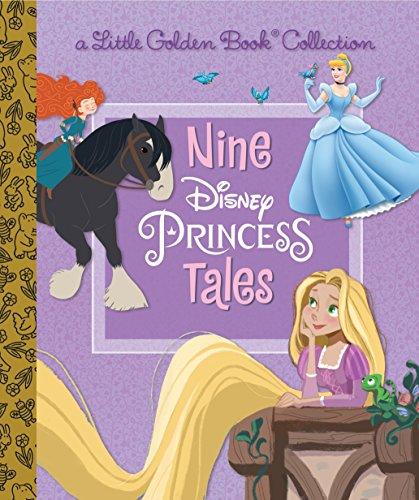 Nine Disney Princess Tales (Disney Princess) By Random House Disney