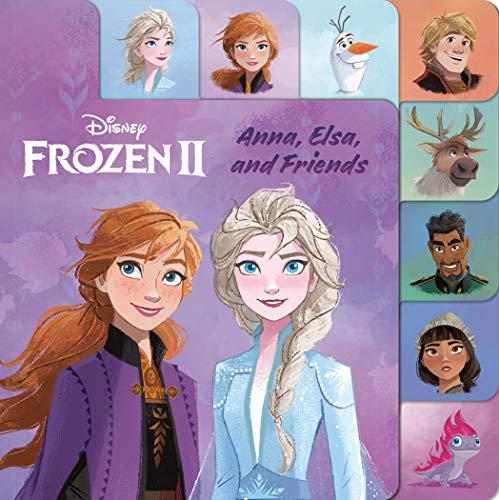 Anna, Elsa, and Friends (Disney Frozen 2) By RH Disney