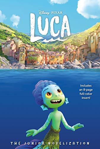 Disney/Pixar Luca Junior Novelization (Disney/Pixar Luca) By RH Disney
