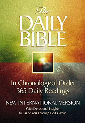 The Daily Bible: New International Version By F. LaGard Smith