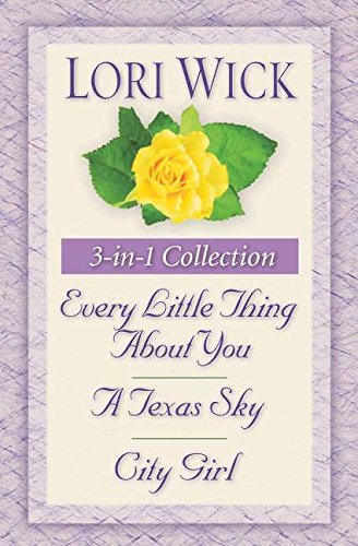 Yellow Rose Trilogy 3-in-1 Collection By Lori Wick