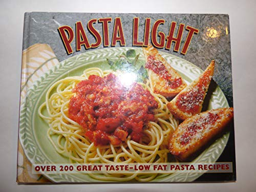 Pasta Light By Time-Life Books
