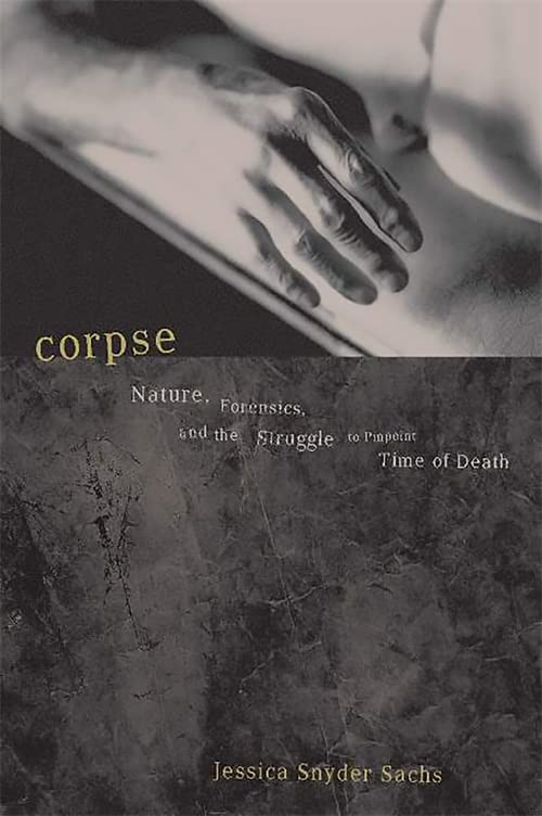 Corpse By Jessica Sachs