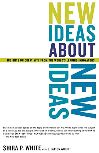 New Ideas About New Ideas By G. Patton Wright