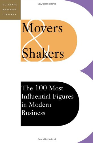 Movers and Shakers By Editors of Perseus Publishing