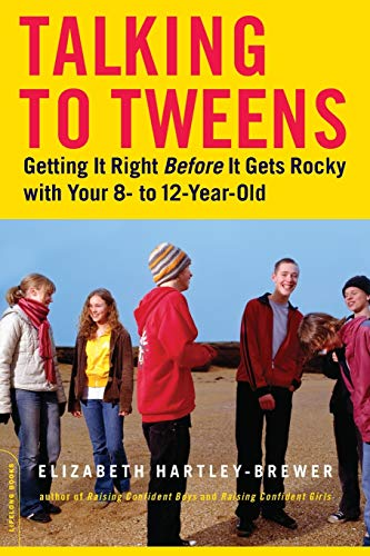 Talking to Tweens By Elizabeth Hartley-Brewer