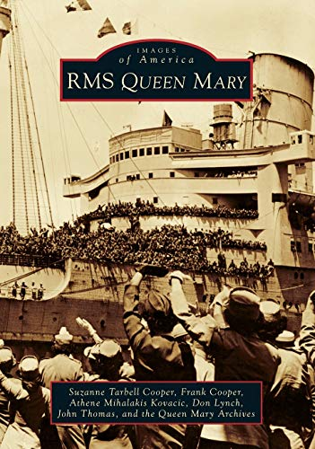 RMS Queen Mary By Suzanne Tarbell Cooper