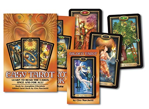 Easy Tarot: Learn to Read the Cards Once and for All! By Josephine Ellershaw