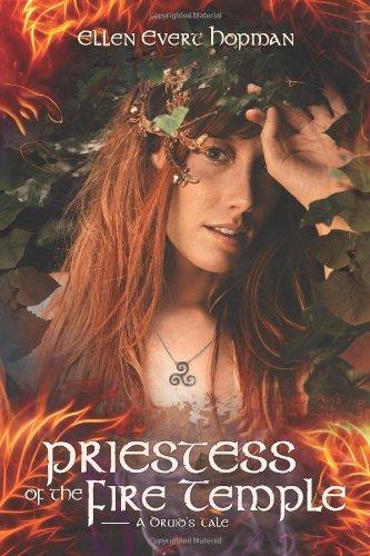 Priestess of the Fire Temple By Ellen Evert Hopman