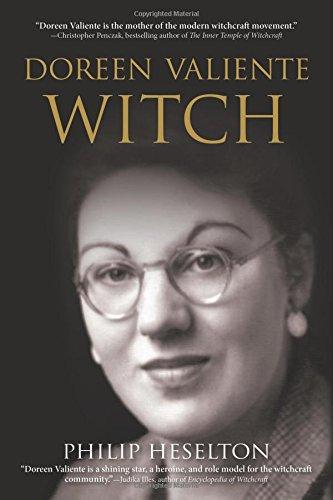Doreen Valiente Witch von Philip Heselton