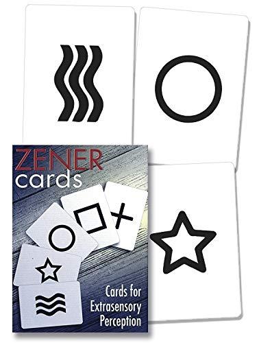Zener Cards By Pierluca Zizzi