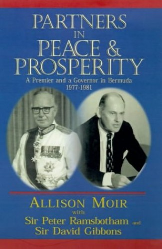 Partners in Peace and Prosperity By Allison Moir