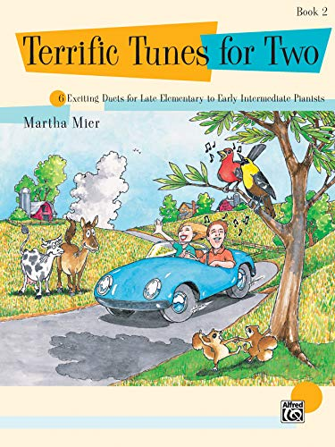 Terrific Tunes for Two, Bk 2 By By (composer) Martha Mier