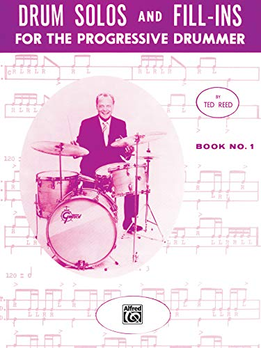 Drum Solos and Fill-Ins 1 for By Ted Reed