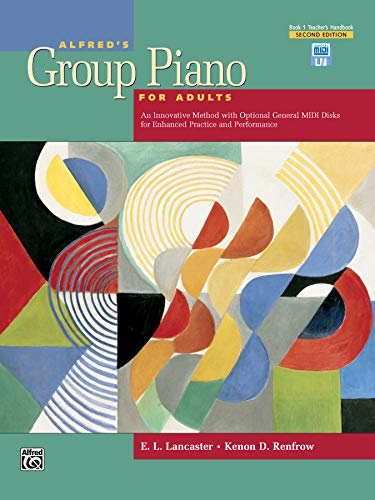 Group Piano for Adults By E L Lancaster