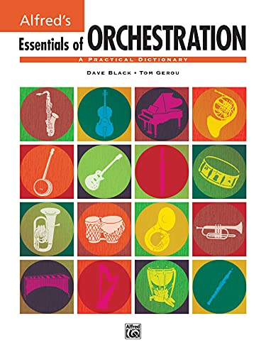 Essentials of Orchestration By Dave Black