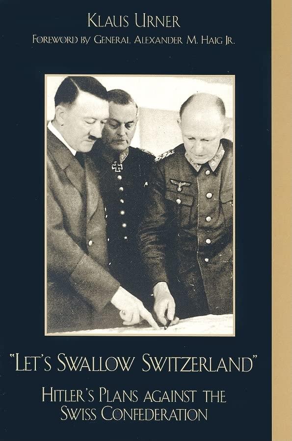 Let's Swallow Switzerland By Klaus Urner