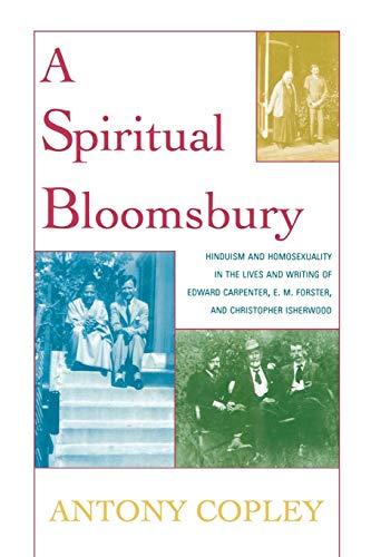 A Spiritual Bloomsbury By Antony Copley