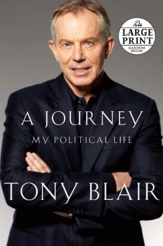 A Journey By Prime Minister Tony Blair