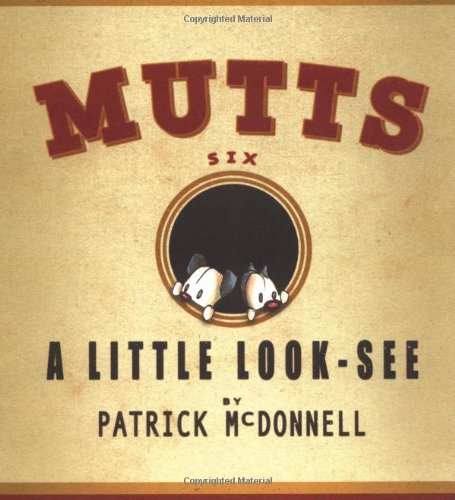 A Little Look-See By Patrick McDonnell