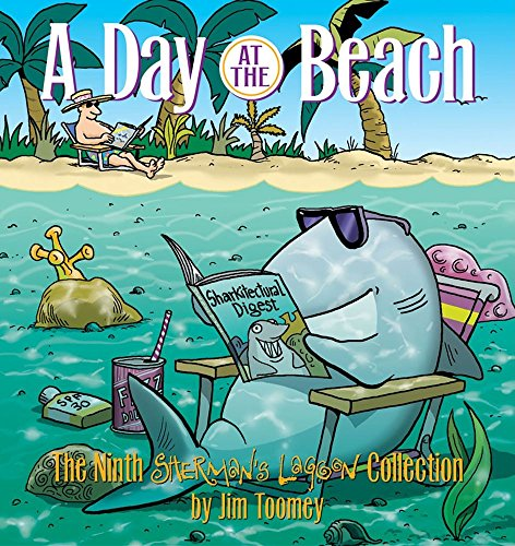 A Day at the Beach By Jim Toomey