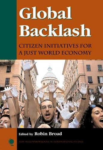 Global Backlash By Edited by Robin Broad