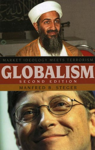 Globalism By Manfred B Steger Used Very Good