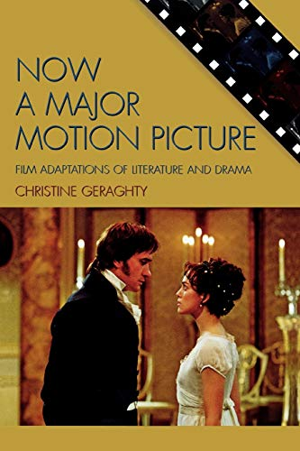 Now a Major Motion Picture By Christine Geraghty