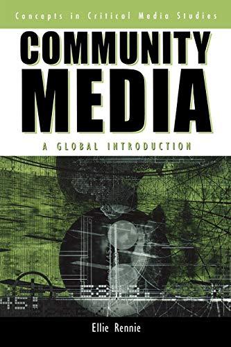 Community Media By Ellie Rennie