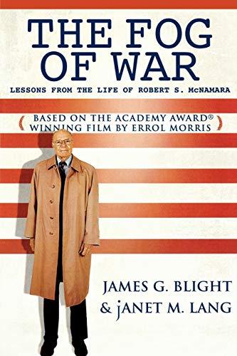 The Fog of War von James G. Blight