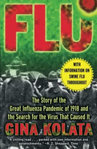 Flu By Gina Bari Kolata