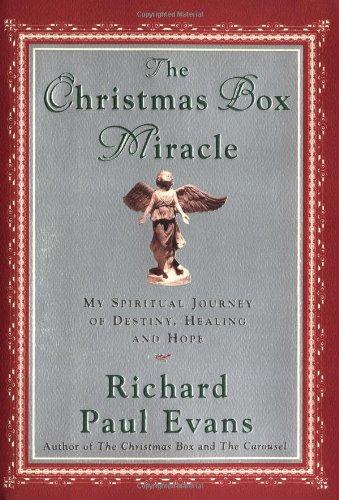 Christmas Box Miracle By Evans Richard Paul