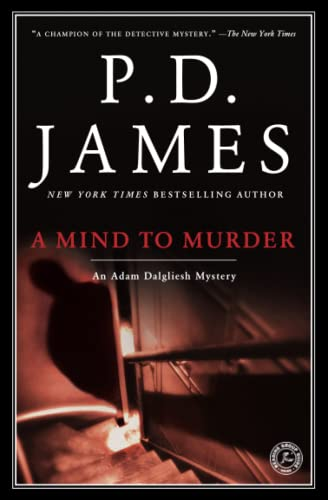 Mind to Murder, A By James