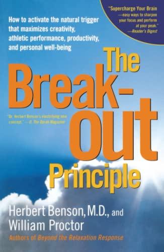 The Breakout Principle By Herbert Benson