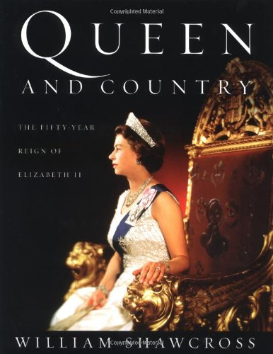 Queen and Country By SHAWCROSS