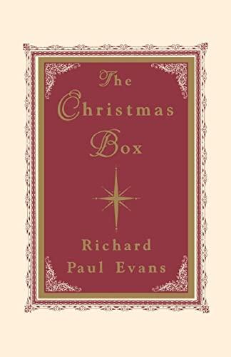 Christmas Box - Large Print Edition By Richard Paul Evans